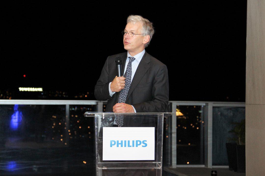 VISITA CEO DE PHILIPS A PANAMÁ